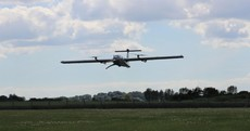 A-TechSYN's drones are getting ready for take off from Clare