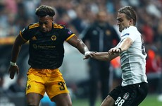 Boly's last-gasp strike earns Wolves valuable win in Turkey