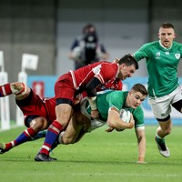 'It's an achievement for us that we managed to trouble Ireland' - Artemyev