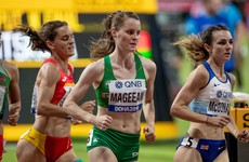Ciara Mageean powers through to 1,500m final at World Championships in Doha