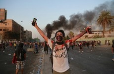 Week of protests in Iraq leave 30 people dead