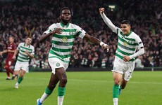 Celtic avenge Champions League exit against Cluj