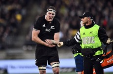 Retallick makes return as Jordie Barrett starts at 10 for the All Blacks