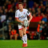 'Not a new boy any more,' Ulster out-half Burns hoping to relive 2018 South Africa heroics