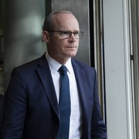 Coveney says he doesn't want a quarrel with the DUP, but says the minority can't have a veto