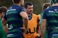 Boyle and Robb earn starts for Connacht's home clash with Benetton