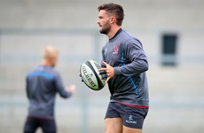 Ulster's new signing Johnston handed competitive debut for trip to Bloemfontain