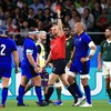 Shades of Mealamu and Umaga as Italian prop sees red in loss to Springboks