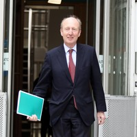"Minister Shane Ross asked for ""advance all-clear"" on expenses paid to him in €37,000 annual allowance"