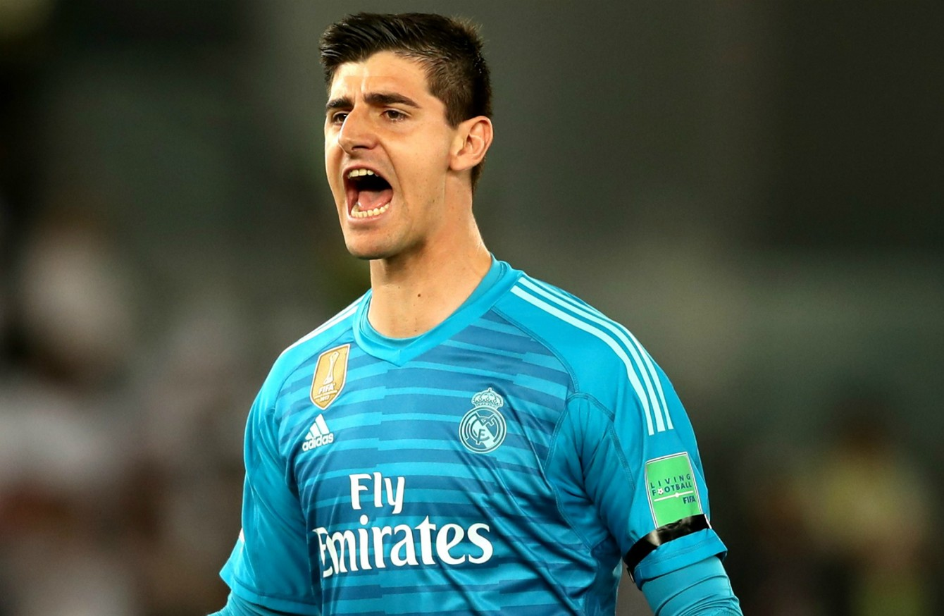 Real Madrid Deny Reports Of Courtois Anxiety Problem · The42