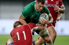 A pack of problems: Are Ireland's forwards failing to match the intensity of the backs?
