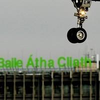 Plane tyre bursts on landing at Dublin Airport