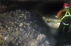 False teeth, sanitary pads and cooking oils found in 64m giant fatberg discovered in UK