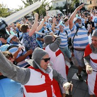 As it happened: England v Argentina, Rugby World Cup