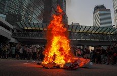 Teenager in serious condition after being shot in fresh Hong Kong protests