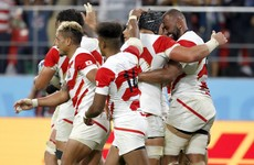 Brilliant Japan take big step towards quarters with bonus-point win over Samoa