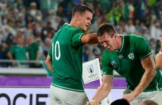 'He sees things unfold': Farrell underlines Sexton's importance to Ireland