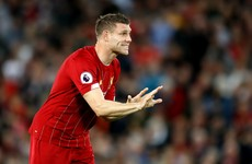 Late drama as James Milner's 95th-minute penalty helps Liverpool overcome Leicester