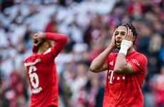 After thrashing Spurs in Champions League, Bayern Munich crash to first defeat of the season