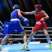 Three from three for Ireland as Walsh eases into World Championships last 16