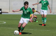 U21 star Aaron Connolly called up to Irish senior squad after dream Premier League debut