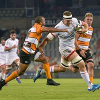 Ulster thumped by Cheetahs on the road thanks to hat-trick from Volminkas