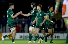 Connacht much-improved as they power to bonus-point win over depleted Benetton