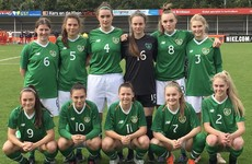 Ireland's young guns progress to U19 Euro Elite Round qualifiers with a game in hand