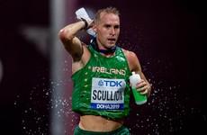 Desisa delivers Ethiopian gold as Scullion battles to 43rd in Doha marathon