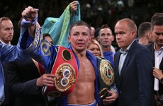 Golovkin survives scare and bruising fight to regain IBF title