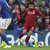 Leicester report racial abuse of Choudhury in wake of Salah tackle to police