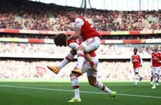 Luiz header sees unspectacular Arsenal go third