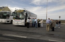 """Coach tourism sector """"running at a loss"""""""