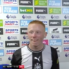 Family affair as local lad revels in Newcastle debut