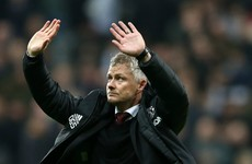 Solskjaer accepts blame for Man United form