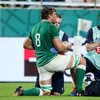 Murphy staying with Ireland in Japan while Carbery is 'in a great place'