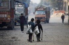Factory raids highlight India's illegal child labour