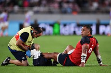 Vunipola 'walking around' and all smiles but full prognosis not expected until Tuesday