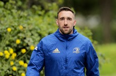 Conan set for extended spell out as Leinster number eight has foot surgery