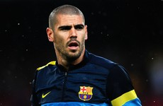 Valdes sacked as Barca youth coach following reports of Kluivert bust-up