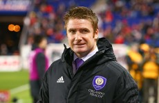 Dubliner James O'Connor sacked as Orlando City manager