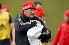 Munster appoint Niall O'Donovan as new manager