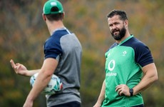 Ireland defence coach Farrell delivers passionate opinion on tackle technique