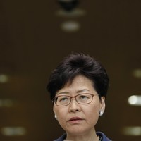 Hong Kong 'won't rule out' Chinese help over protests