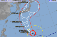 Ireland set for Fukuoka on Saturday as Hagibis forecasted to veer north