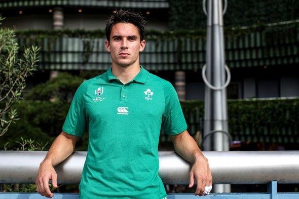 Carbery keen to put ankle frustration behind him against Samoa