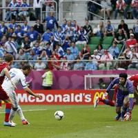 As it happened: Greece v Czech Republic, Euro 2012