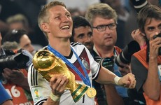 World Cup winner Bastian Schweinsteiger announces retirement aged 35