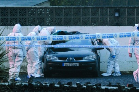 Peter Butterly (35) was shot dead on 6 March, 2013 outside The Huntsman Inn, Gormanston, Co Meath.