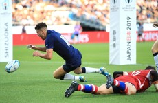 As it happened: Scotland v Russia, Rugby World Cup
